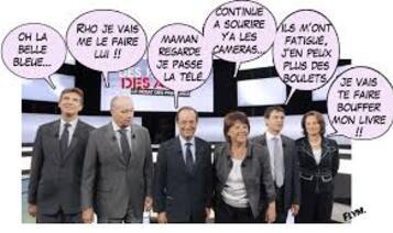 Les syndicats, (Mélenchon) et le FN ont perdus, la France va pouvoir évoluer...