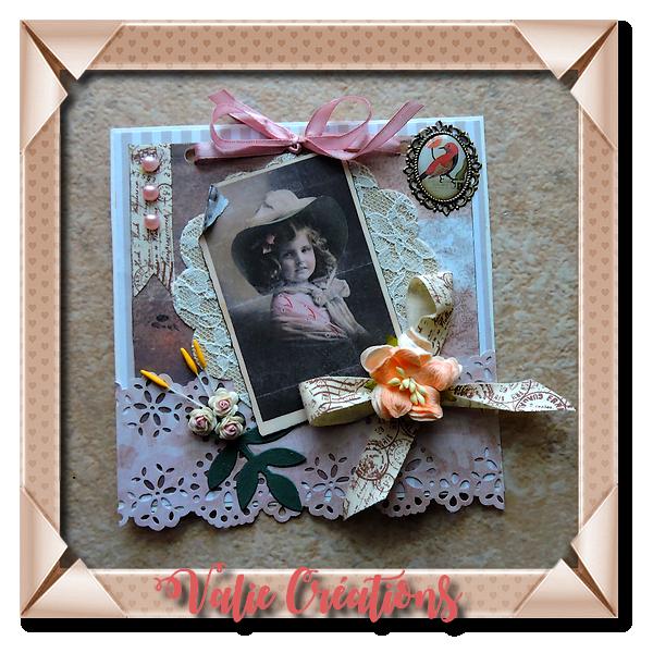 Carte Romantico-vintage