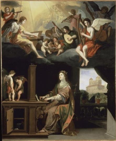 Sainte Cécile