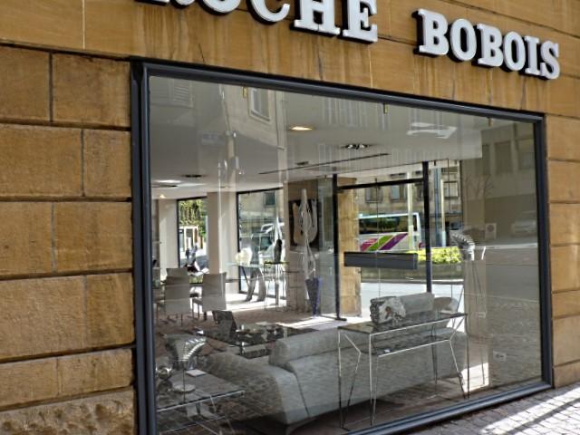 Roche Bobois rue de la Petite Boucherie Metz 6 Marc de Metz