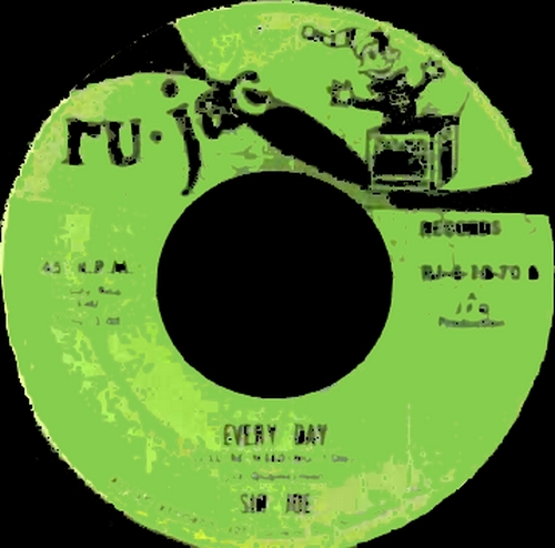 1970 : Sir Joe : Single SP Ru-Jac Records RJ-4-10-70 [ US ]