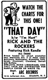Rick & The Randells aka Rick & The Rockers (3)