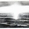 villers sur mer calvados coucher de soleil années 50