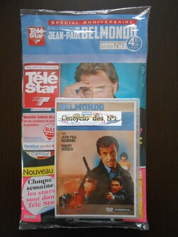 N° 1 Collection DVD Jean-Paul Belmondo