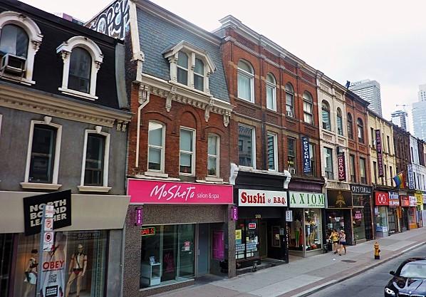Toronto Yorkville 2