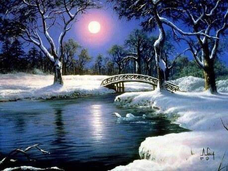 Images d'hiver