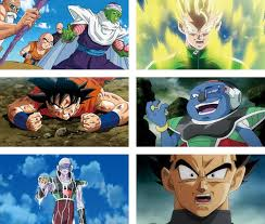 Dragon ball z la résurrection de freezer