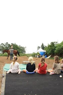 camp cirqu'estre de mars 2012