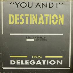 Destination - You And I