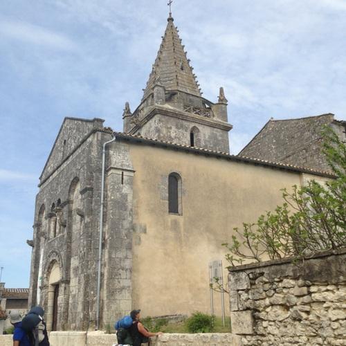 Église de Saint Dizan du Bois