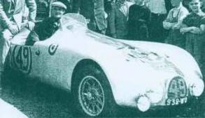 Le Mans 1952 Abandons II