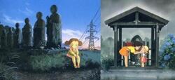 """Totoro et la culture japonaise: les références """"religieuses"""" dans le film (post projection)"""