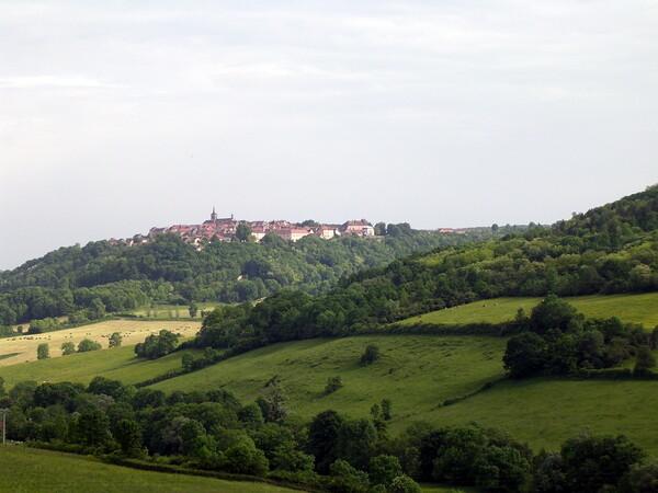 Une balade à Flavigny-sur-Ozerain