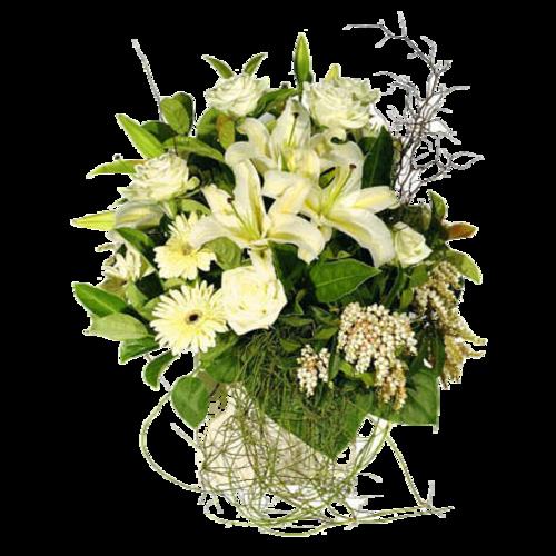 Fleurs ( bouquet ou composition ) 9