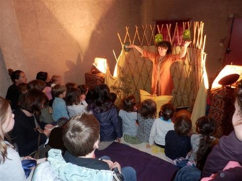 RETOUR SUR L'OISEAU-LIVRE Lecture-théâtre de livres pour les 3mois-5ans