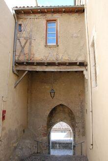 Porte d'Arton