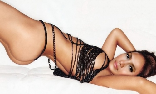 Jennifer Lopez (JLo) nue hot et sexy