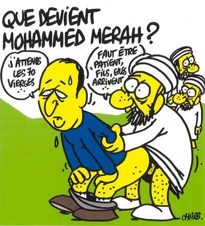 Illustration Charlie Hebdo