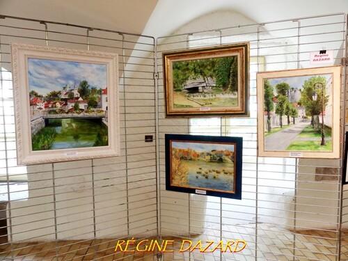Salon des peintres 2011