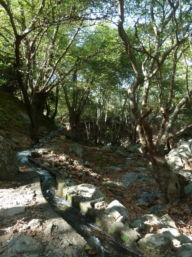Cascades de Samothrace * Οι καταρράκτες της Σαμοθράκης