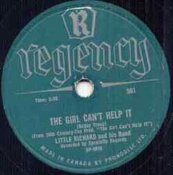 Distribution canadienne : Regency