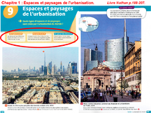 Espaces et paysages de l'urbanisation