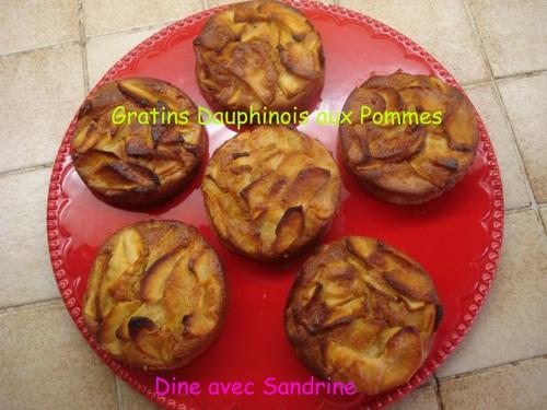 Des gratins dauphinois aux Pommes