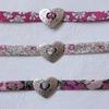 Bracelets coeur de Laetitia