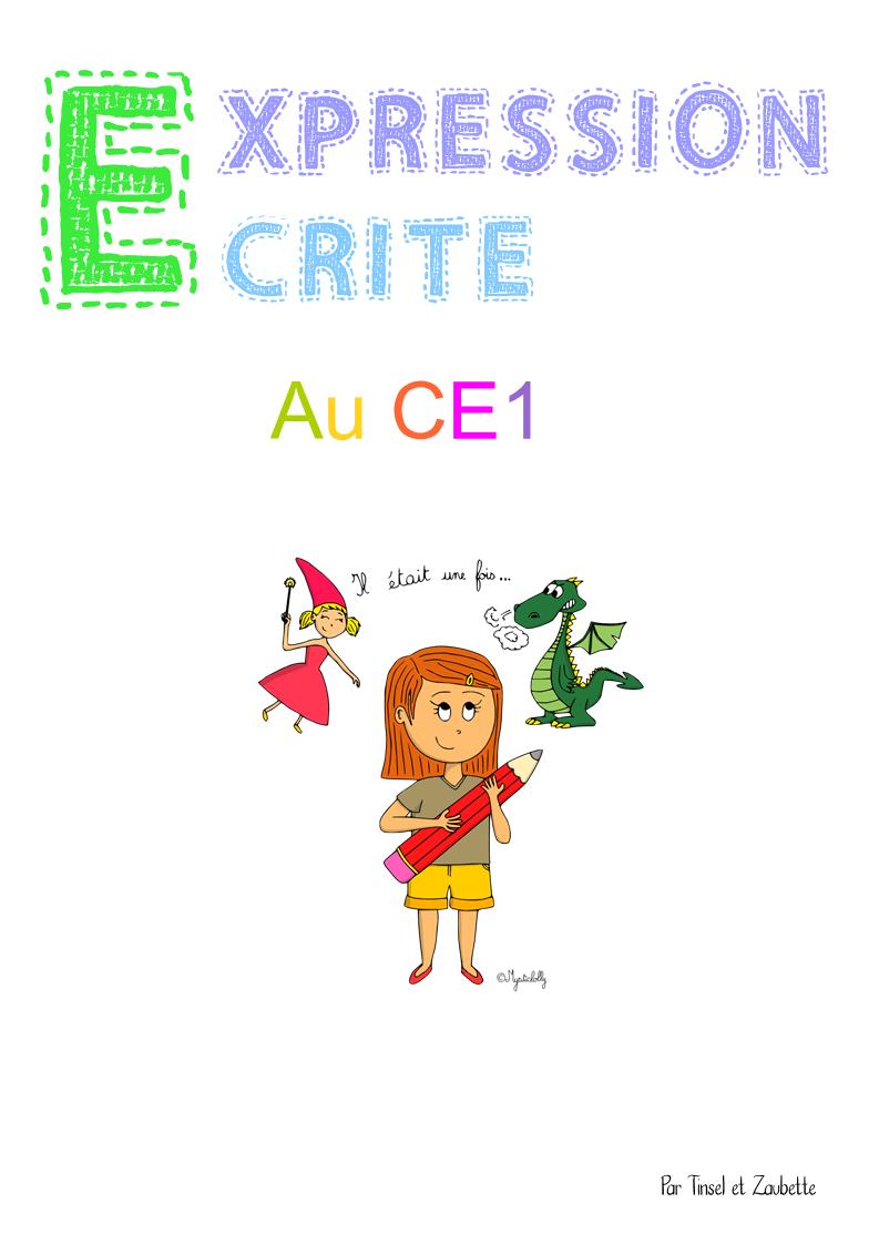 Souvent Expression écrite CE1 - Zaubette SD78