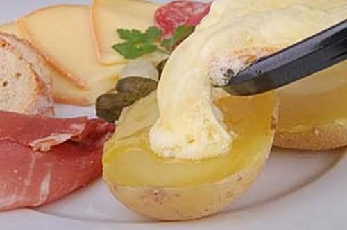 Recette de cuisine : Raclette