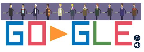 Top 5 des Google Doodles interactifs