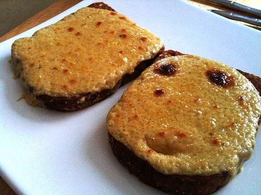 Welsh rarebit1 50 of the World's Best Breakfasts