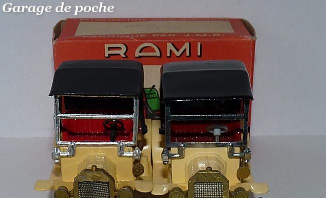 Ford T torpèdo 1908 RAMI JMK