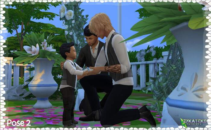 The wedding of my two dads
