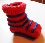 Chaussons Spider Man