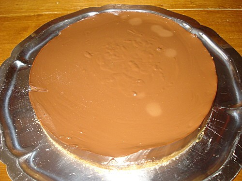 Tarte Gourmande au Chocolat 7