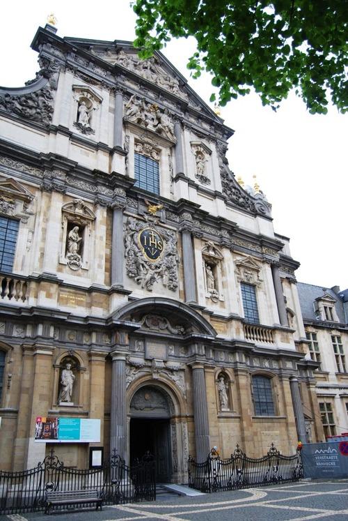 Anvers, le meir