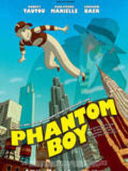 Affiche Phantom Boy