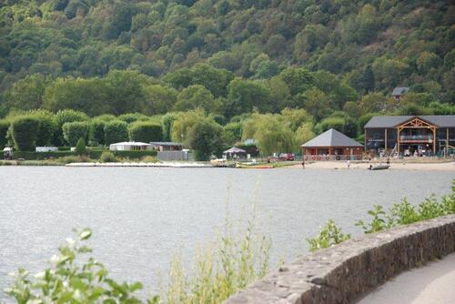Le lac du chambon