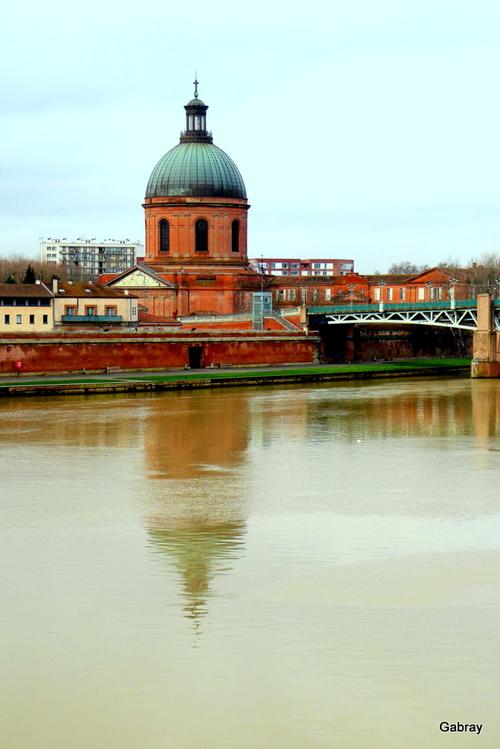 Toulouse: la Garonne