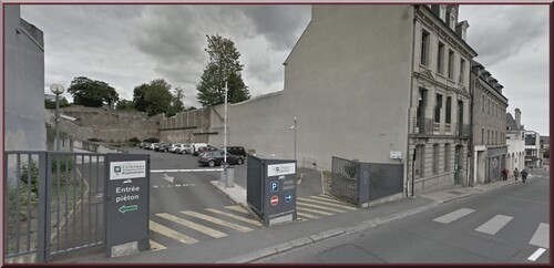 *Au splendide . / 2 .. Source Google Maps  rue de la gare Saint-Brieuc