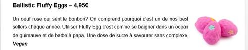 LUSH : Pâques 2014.