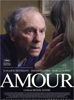 "- ""Amour"" de Michael Heneke"