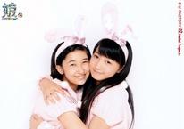 Sayashi Riho 鞘師里保 Masaki Sato 佐藤優樹 Morning Musume Tanjou 15 Shuunen Kinen Concert Tour 2012 Aki ~Colorful character~
