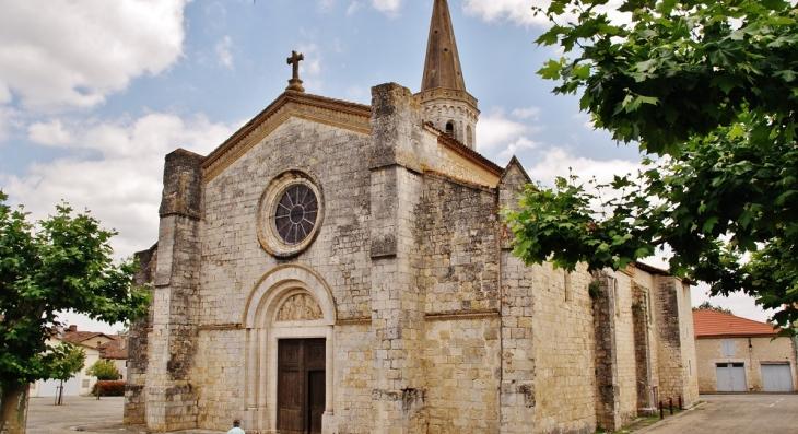 église Notre-Dame - Solomiac