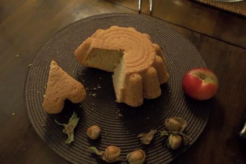 Gâteau de savoie léger comme mon humeur :)