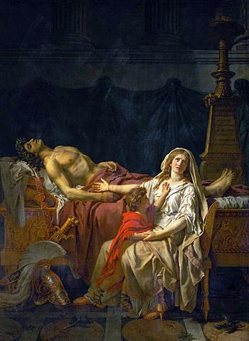 Peinture de David
