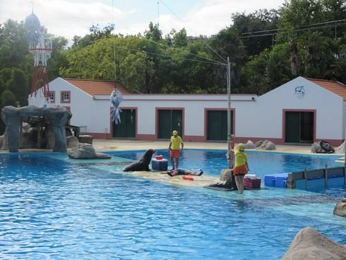 Le zoo de Lisbonne