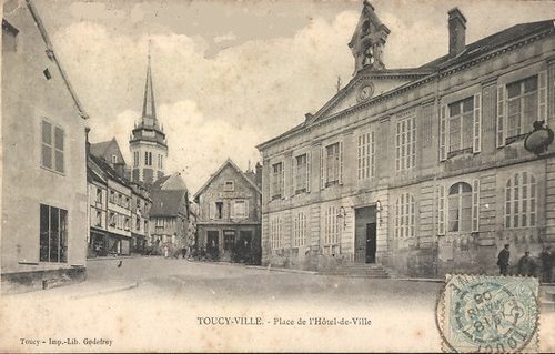 Famille Cheminant, Toucy (89)