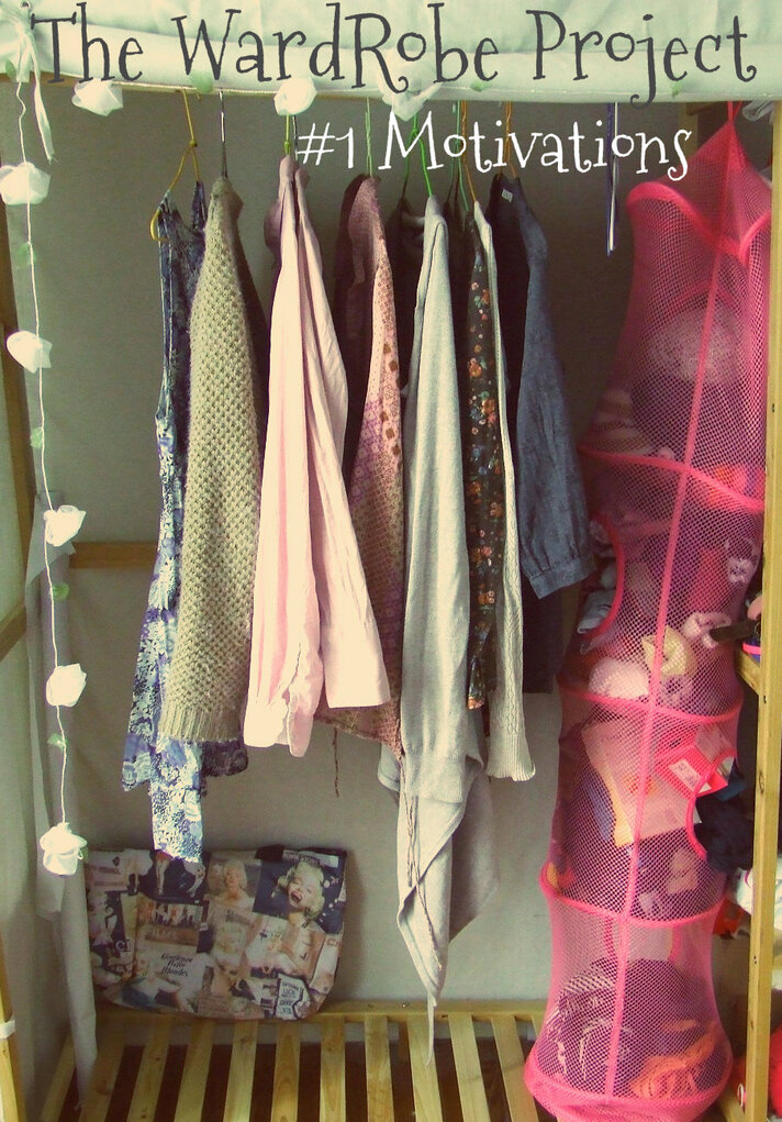 The WardRobe project: #1 Motivation